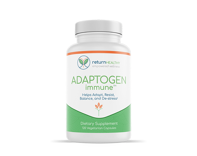 adaptogen return healthy