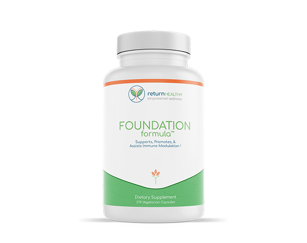 foundation return healthy