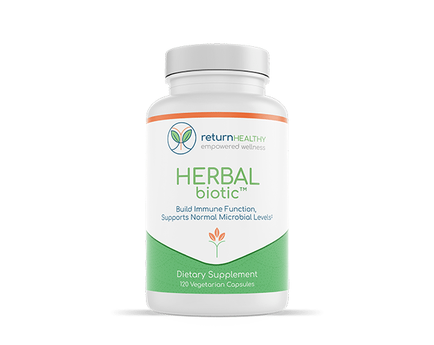 herbal biotic return healthy