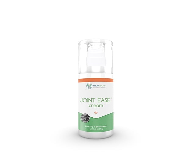 return healthy joint ease cream
