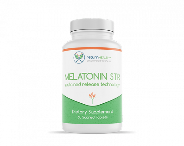 melatonin return healthy