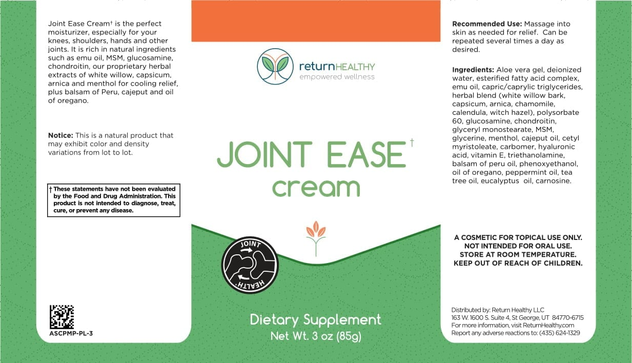 Joint Ease Cream