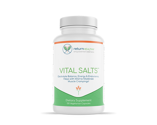 vital salts return healthy